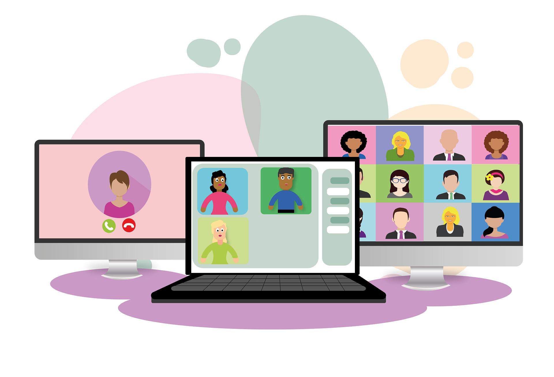 Arbeiten im virtuellen Raum (Online-Seminar)